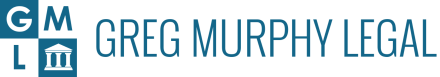 Greg Murphy Legal Logo